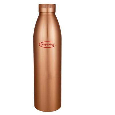 CopperKing Classic Copper Water Bottle 1000ml.