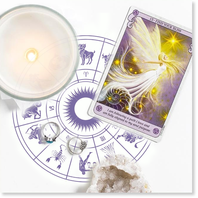 Integrated Astrology & Tarot Session with Urania 003