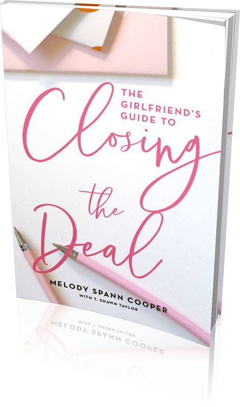 """The Girlfriend's Guide to Closing the Deal"" Book 00017"