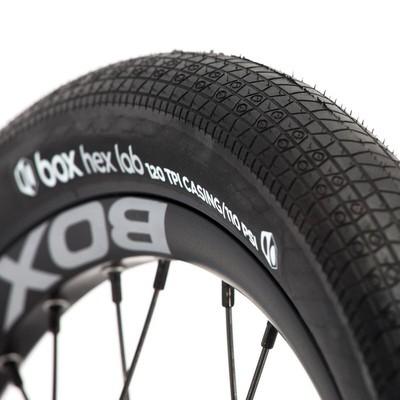 Box Hex Lab Race Tire