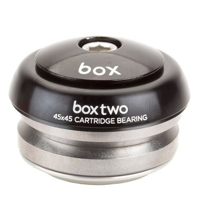 Box Two 45x45 1 1/8-Inch Integrated Headset