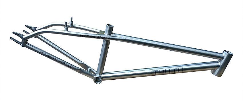 Truth BMX Products Titanium Main Event