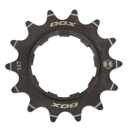 Box Pinion Single Speed Chromo Cogs