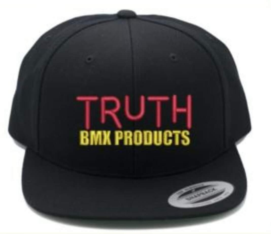 TRUTH BMX Snap Back Hats
