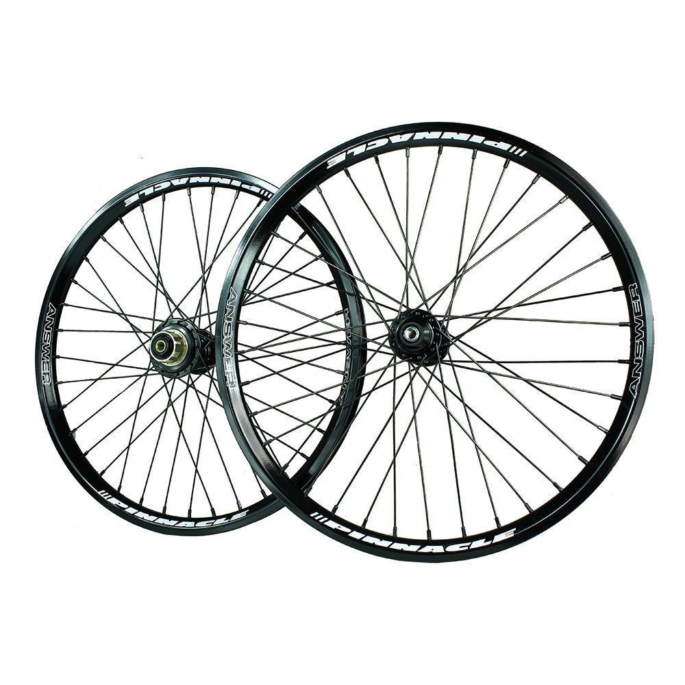 Answer Pinnacle Pro Wheelsets