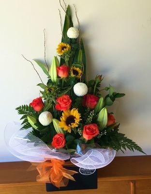Floral Arrangement, Boxed
