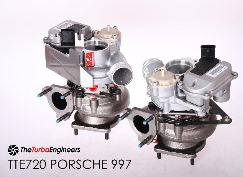 The Turbo Engineers >> The Turbo Engineers Tte720 Vtg 997 Upgrade
