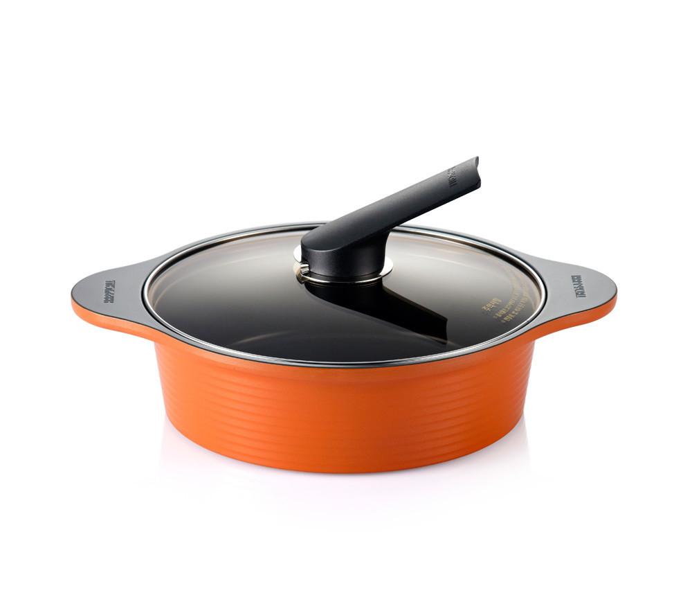 Кастрюля с керамическим покрытием Alumite Ceramic 24 см 2,8 литра