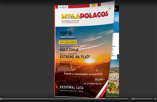 Magazyn online Hola Polacos