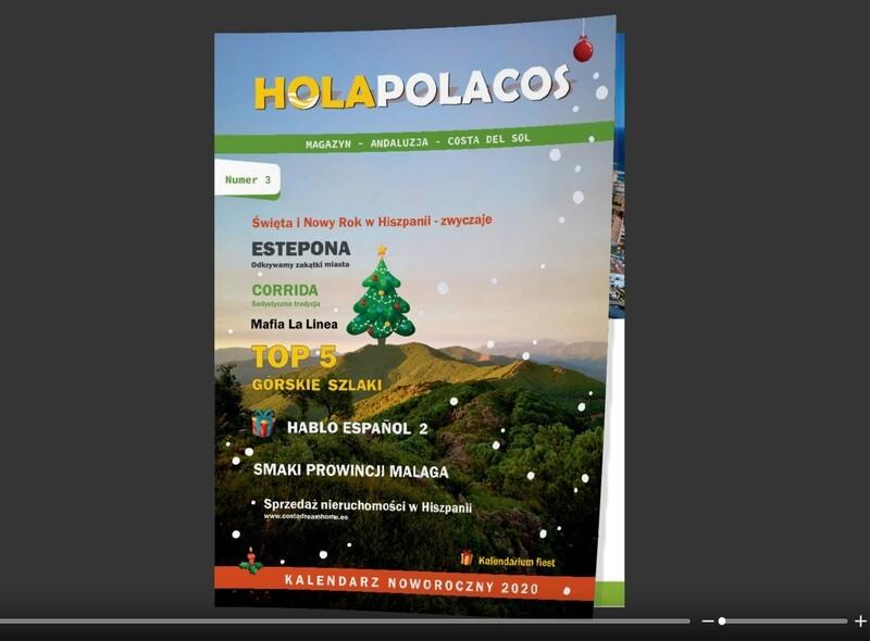 Magazyn online Hola Polacos 3