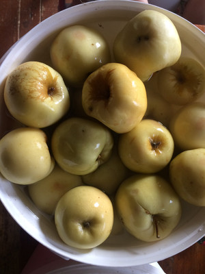 Мочёные яблоки
