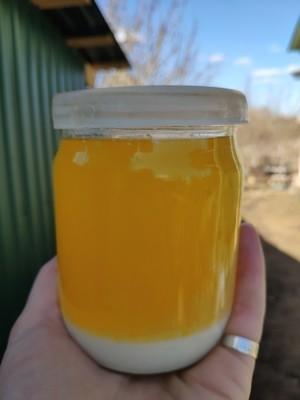 Масло сливочное, топлёное от коровы Зойки