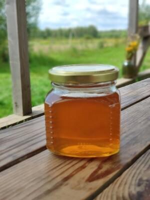 Мёд разнотравье 0,7 кг