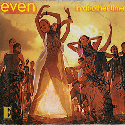 EVEN - In Another Time - CD - Unsigned w/ Bonus CD Single EM17