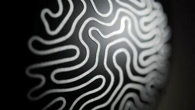 Reflective -Silhouette Vinyl sticker