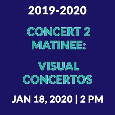 Concert 2 Matinee | Visual Concertos