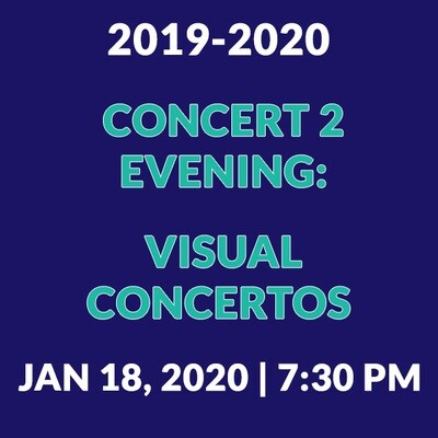 Concert 2 Evening | Visual Concertos