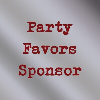Party Favors Sponsor