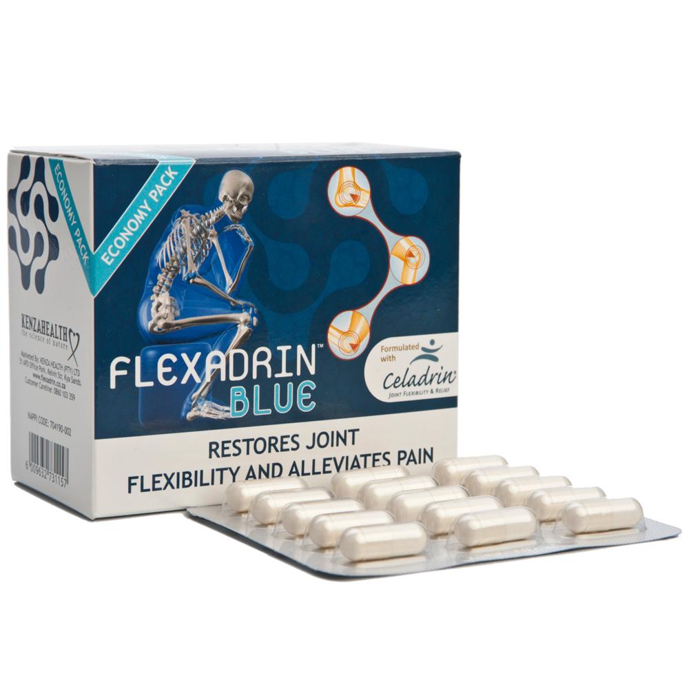 Flexadrin BLUE CAPSULES Economy FC90