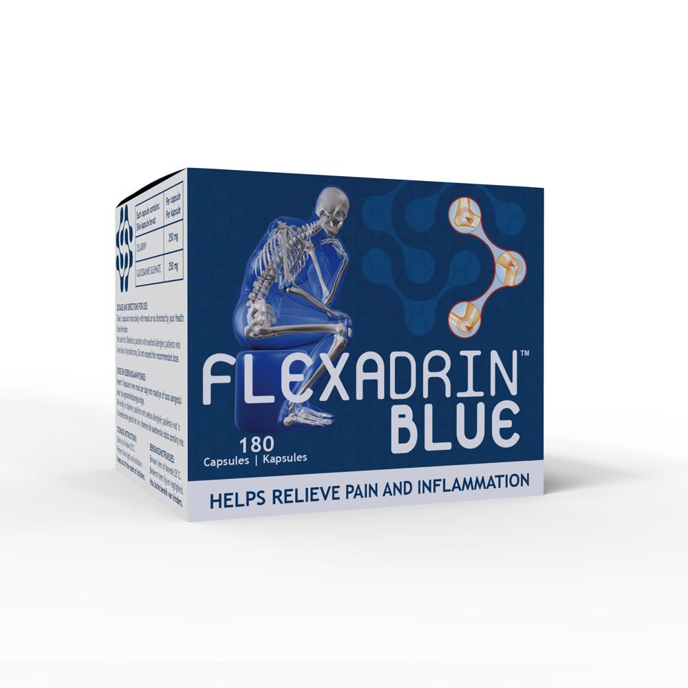 Flexadrin BLUE CAPSULES FB180