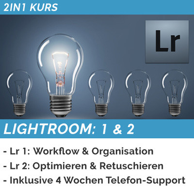 Lightroom 1+2: Organize & Optimize