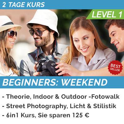 Beginners Weekend (Mobil)