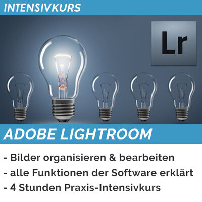 Intensiv: Adobe Lightroom