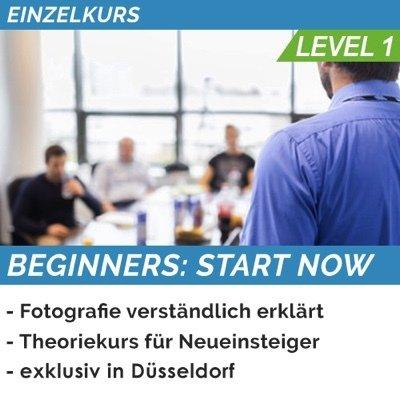Beginners: Start Now