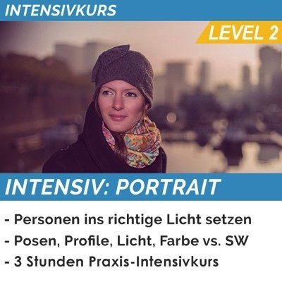 Intensiv: Portrait
