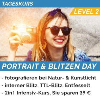 Portrait & Blitzen Day