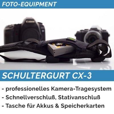 Kamera-Schultergurt CX-3