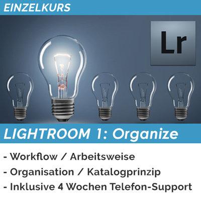 Lightroom 1: Organize (Mobil)