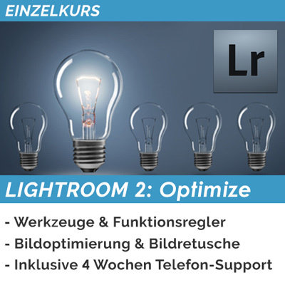 Lightroom 2: Optimize