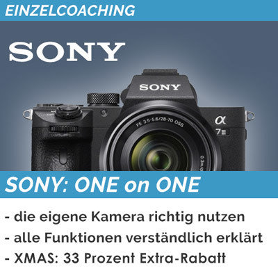 SONY: ONE on ONE