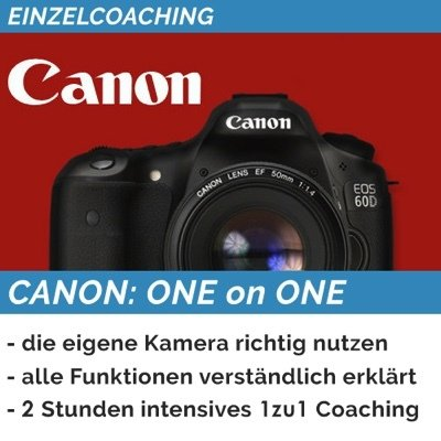 CANON: ONE on ONE
