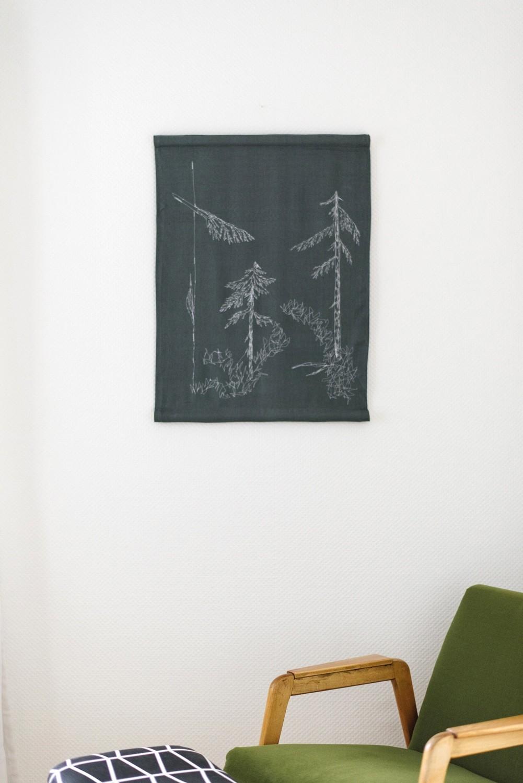 """Skogen"" Wall Art"