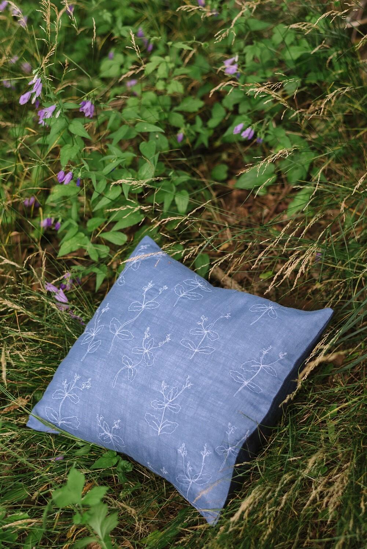 """Teveronika"" Pillow Cover"