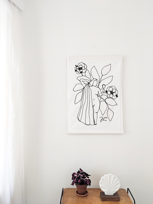 """Godess"" Wall Art"