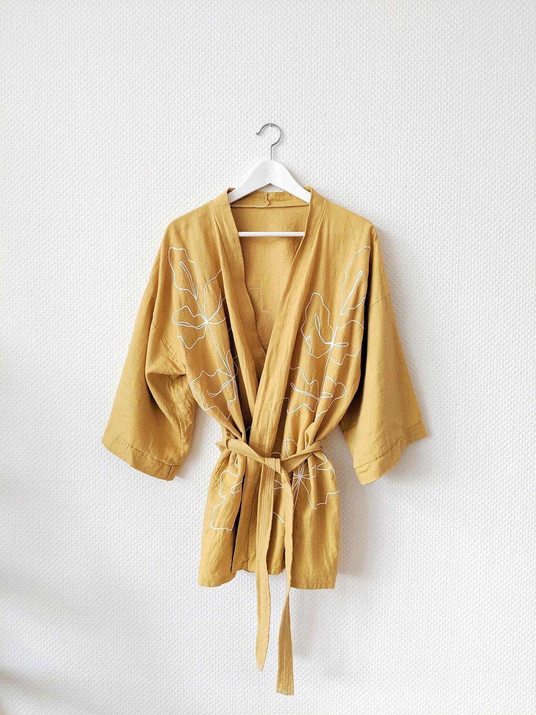 """""""Autumn"""" Kimono"""