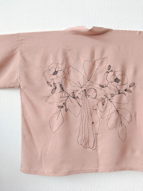 """""""Godess"""" Kimono"""