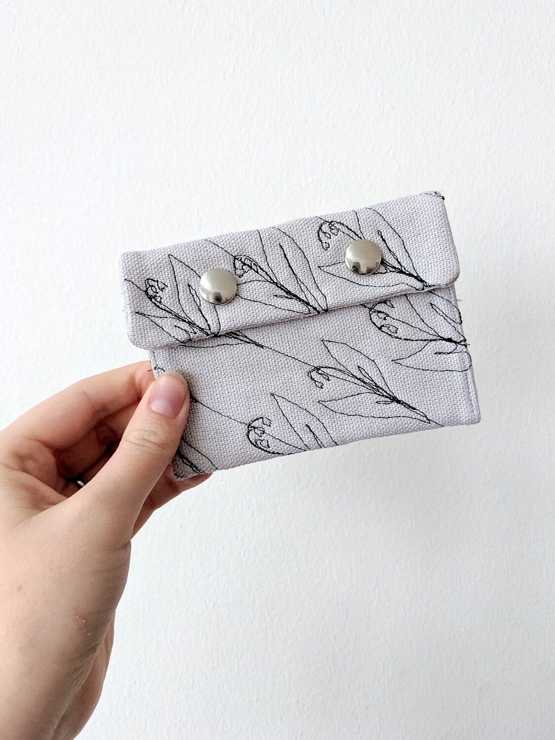 """Lily of the Valley"" Mini Purse"