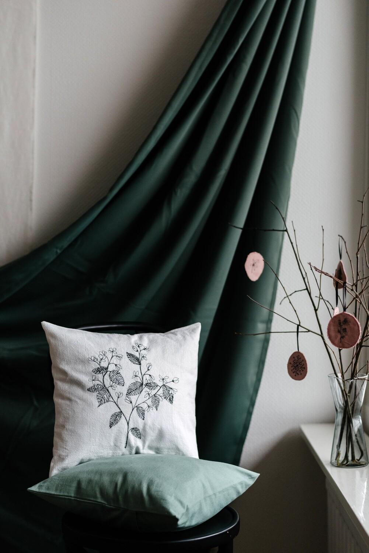 """""""Jasmin"""" Pillow Cover"""