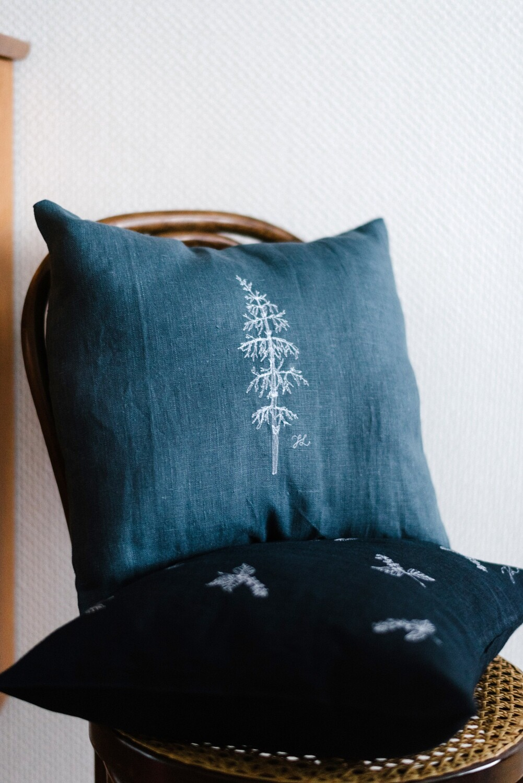 """Fräken"" Pillow Cover"