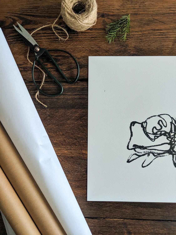 A3+ Illustration Print