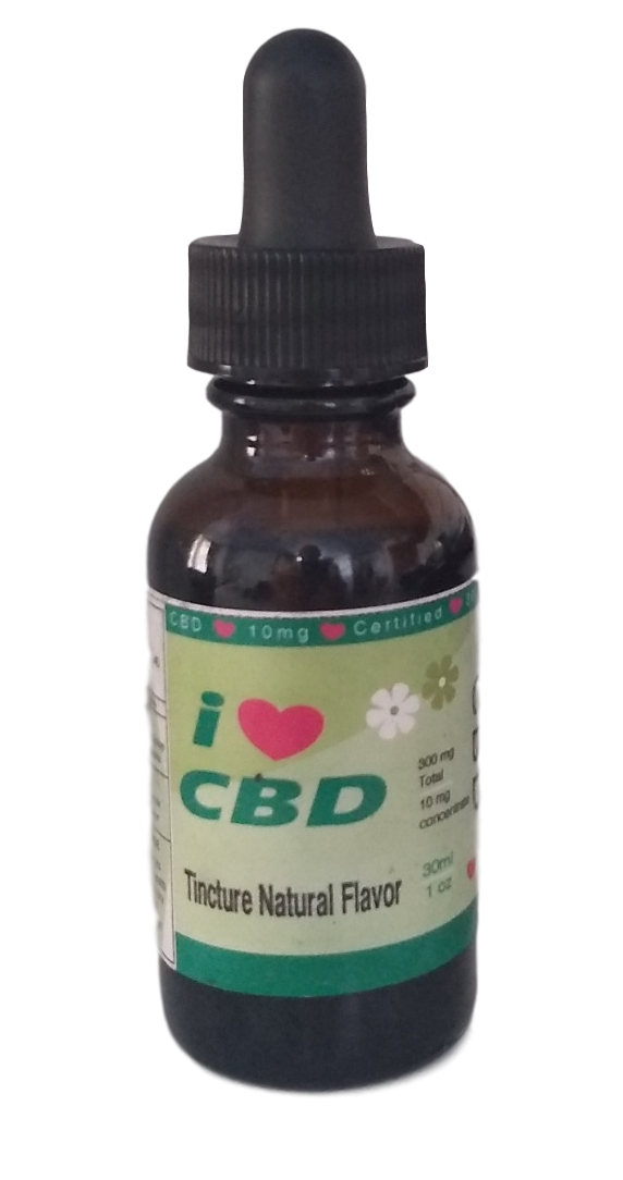 CBD 30ml Natural Tincture Oil