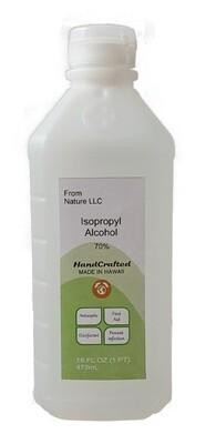 16oz Isopropyl Alcohol 70%