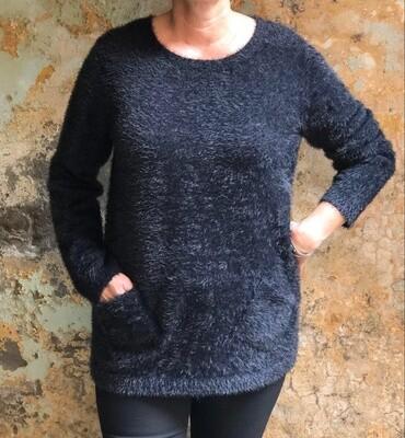 Steel Sweater