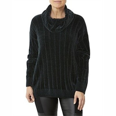 Forest Chenille Pullover