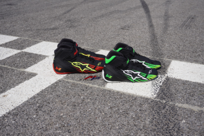 Scarpe Alpinestars Tech 1-KZ LIMITED EDITION 2019