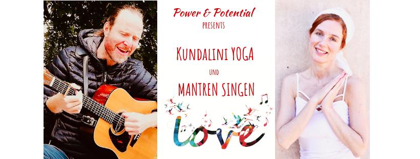 Kundalini-Yoga Workshop auf der Messe 16:30-17.30 Uhr